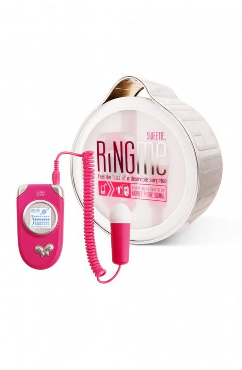 RING ME BULLET VIBRATOR - PINK